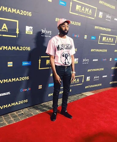 News Riky Rick nominated at MAMA2016