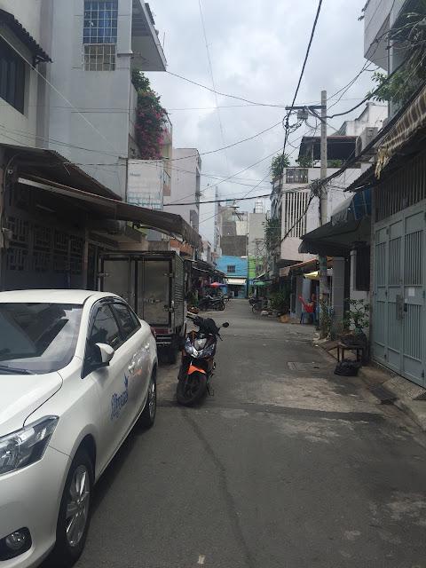 Bán nhà quận Tân Phú - Nhà 1 trệt 2 lầu ngay chợ Cây Keo 05