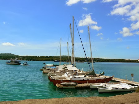 Pledoarie pentru Filipine: Debarcader insula Bohol