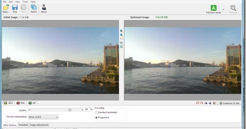 RIOT 0.5 免費縮圖軟體,批次壓縮圖片、自動圖檔減肥