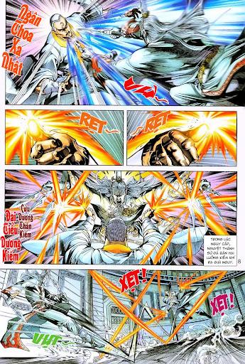 Tân Tác Long Hổ Môn Chap 230 page 8 - Truyentranhaz.net