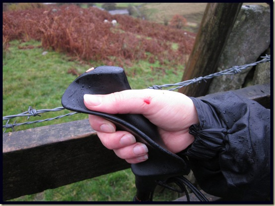 Wire damage