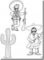 Dibujos Para Colorear Revolución Mexicana Dibujos Colorear