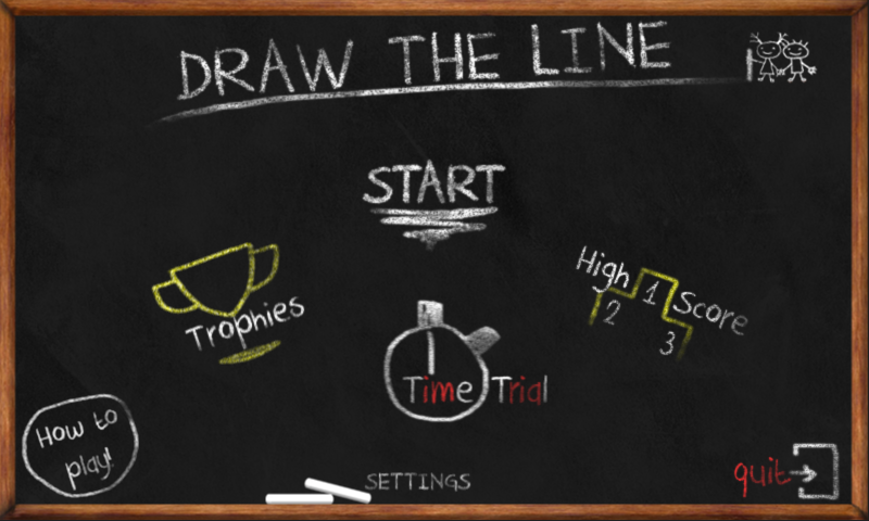Draw The Line!- screenshot