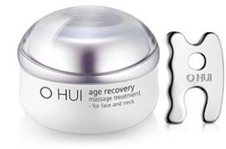 Kem Massage Chống lão hóa cho vùng mặt và cổ Ohui Treatment for face neck