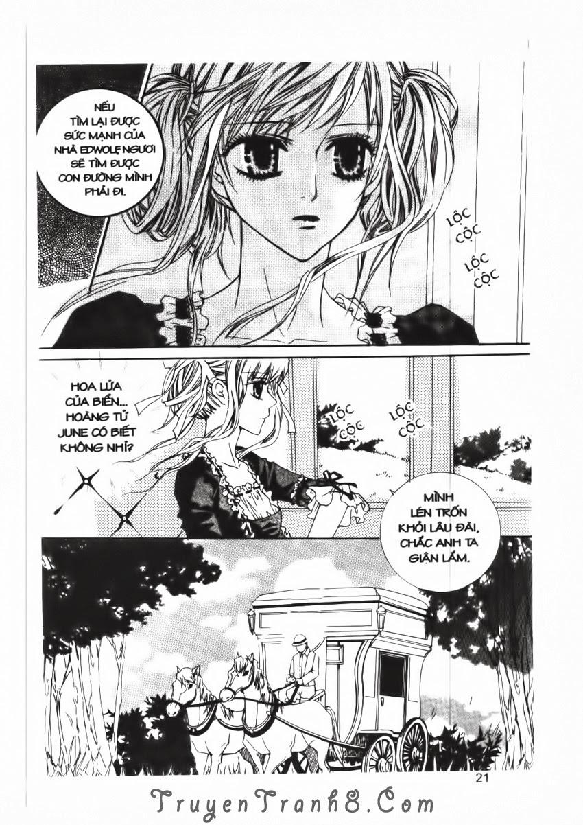 A Kiss For My Prince - Nụ Hôn Hoàng Tử Chap 023
