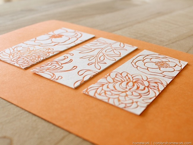 Lifestyle Crafts Letterpress via homework | carolynshomework.com