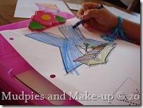 Mudpies And Make Up Posh Princess Preschool Letter Xx