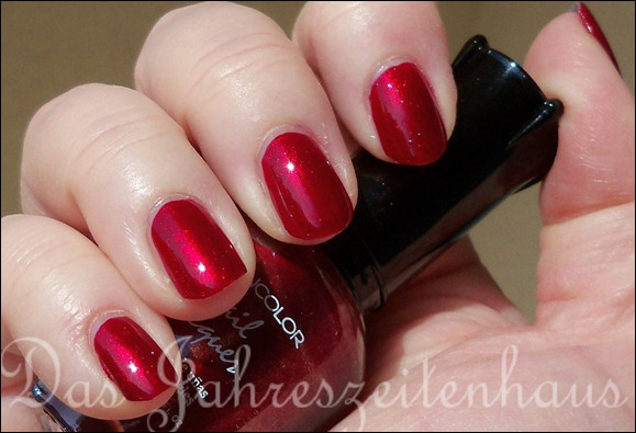 Kleancolor - 76 - Jewelry Red g