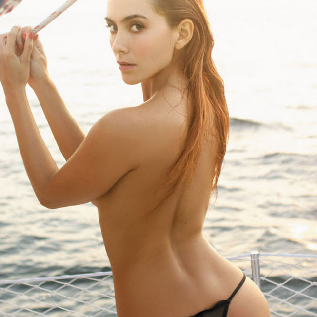 Andrea Lopez Desnuda Revista SoHo Foto 3