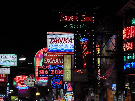 Sex Thailanda: Walking Street Pattaya