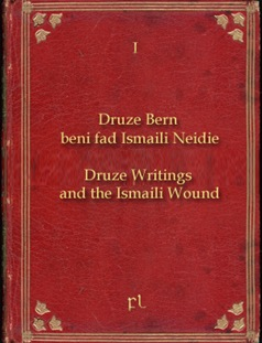 Druze Writings Cover