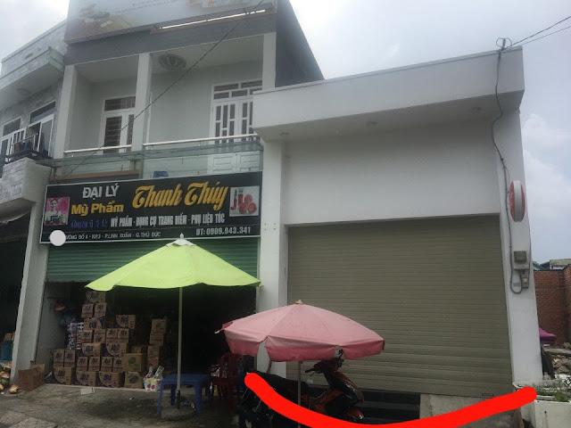 Bán nhà Mặt Tiền đường số 4 Linh Xuân Thủ Đức 01