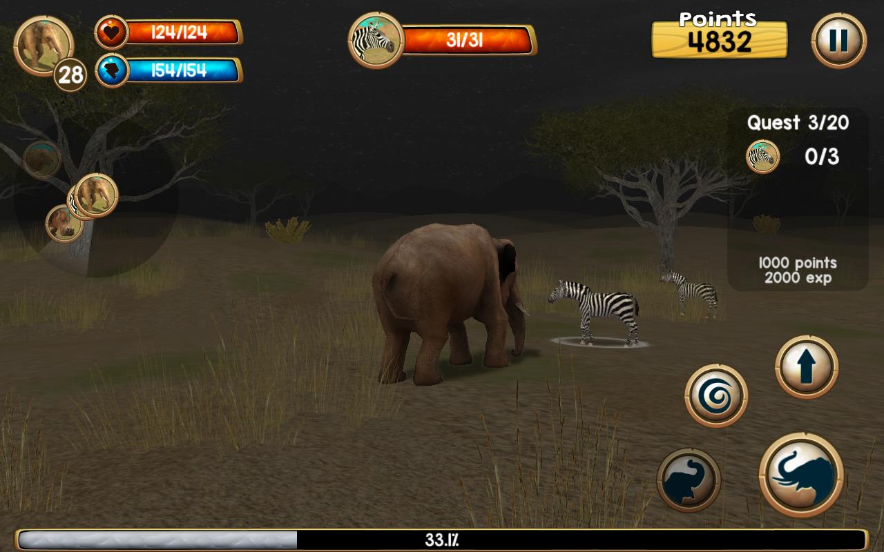 elephant game