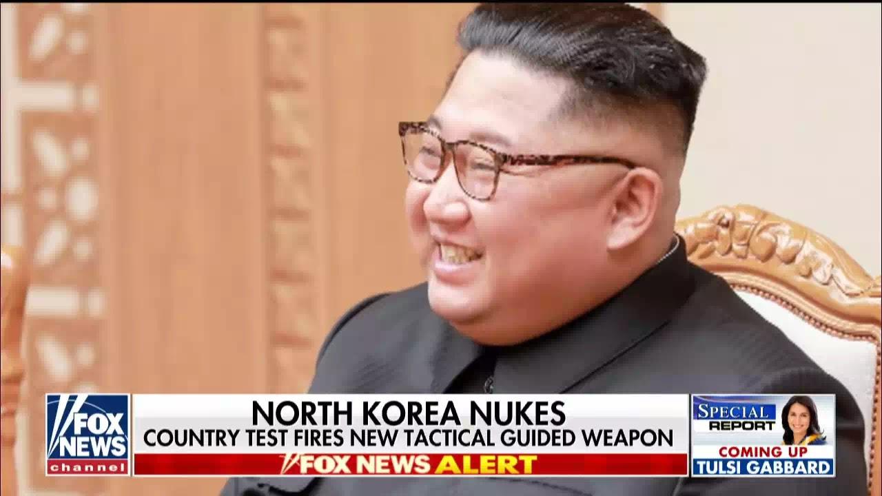 """Báo chí nước ngoài đưa tin về """"cuộc thử nghiệm vũ khí chiến thuật mới"""" của Bắc Hàn."""