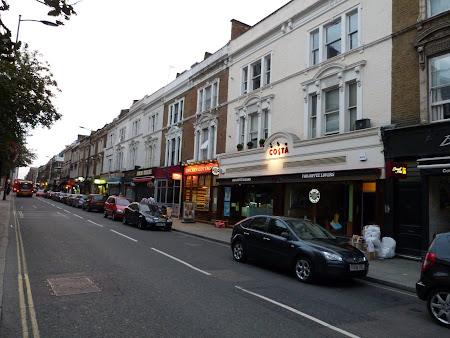 Obiective turistice Marea Britanie: Paddington Londra