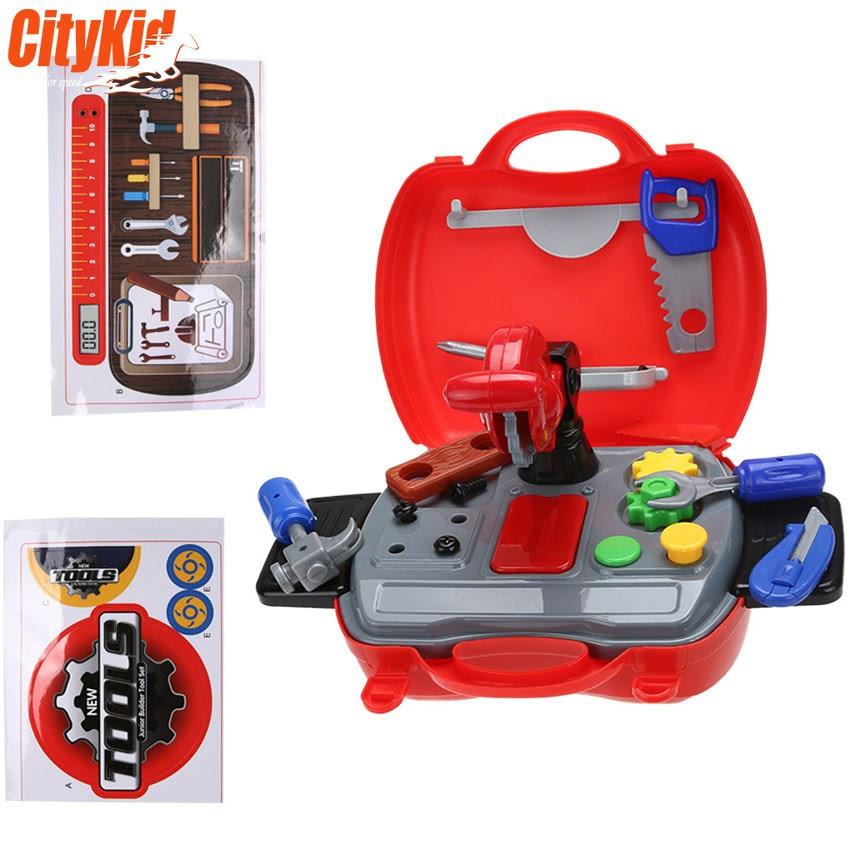 bộ đồ chơi dụng cụ sửa chữa cho bé