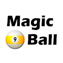 Magic 9 Ball logo