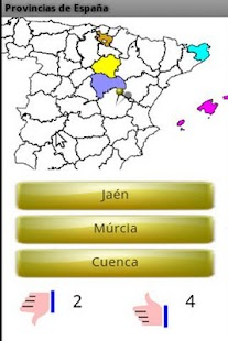 Learn the Provinces of Spain- screenshot thumbnail