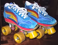 Blue_disco_quad_roller_skates