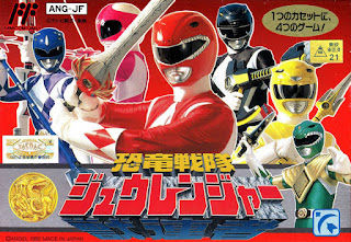 Kyouryuu Sentai Zyuranger - Siêu Nhân Kyouryuu Sentai Zyuranger VietSub