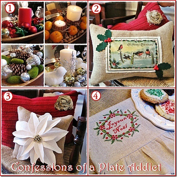 CONFESSIONS OF A PLATE ADDICT Fun Christmas Projects