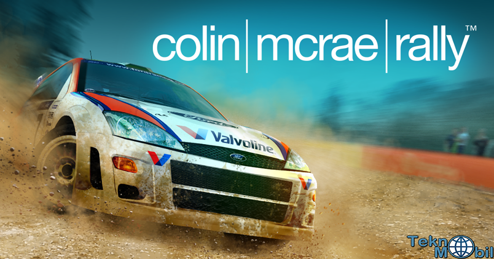 Colin McRae Rally Full Apk v1.02