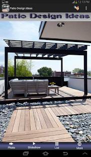 patio design ideas screenshot thumbnail - Patio Design App
