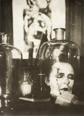 Heinz Hajek-Halke - Marta Astfalck - 1927