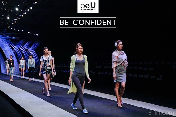 beU Academy còn có cả khóa học Be Confident nữa đó cả
