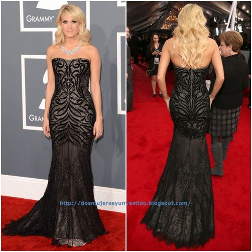 Carrie Underwood 55th Annual GRAMMY Awards (6)