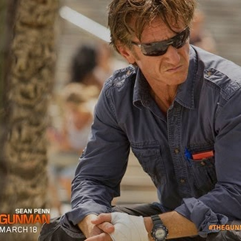 "Sean Penn In A Badasss Action Hero Role In ""the Gunman"""