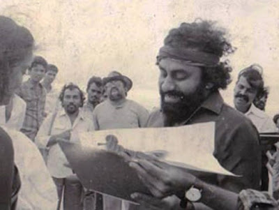 This one on probably the greatest treasure of malayalam cinema Padmarajan Sir
