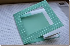 Tabbed Pop Out Swing Card Tutorial, Amanda Bates @ The Craft Spa 011