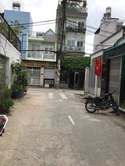 Bán nhà hẻm xe tải đường số 6 Bình Hưng Hòa B Bình Tân