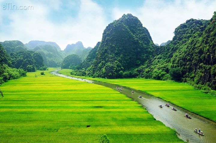 NINH BÌNH QUYẾN RŨ NGÔI SAO PHIM KONG: SKULL ISLAND