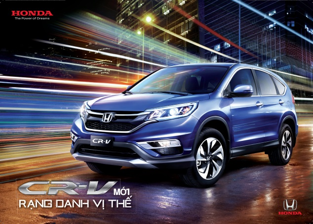 Honda Oto CR-V 2.0AT