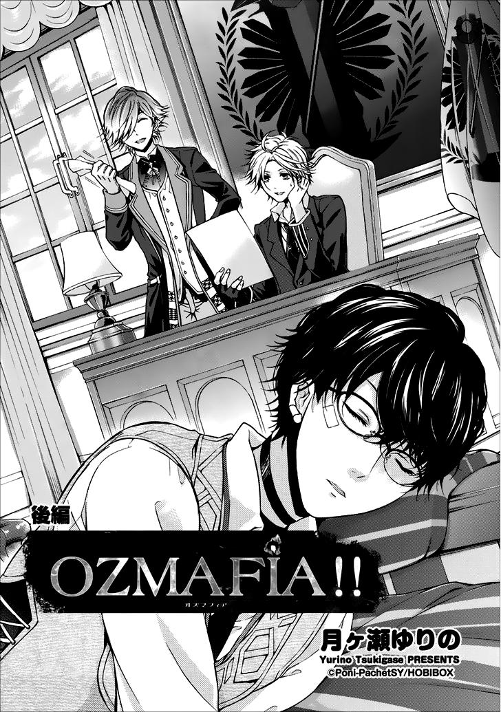 Ozmafia!! Chap 002