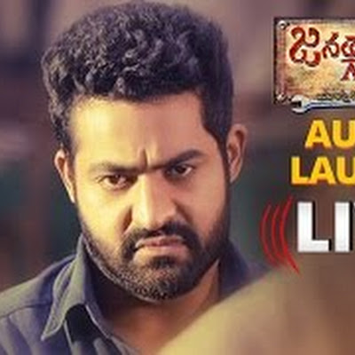 Watch JanathaGarage Audio Launch LIVE Here