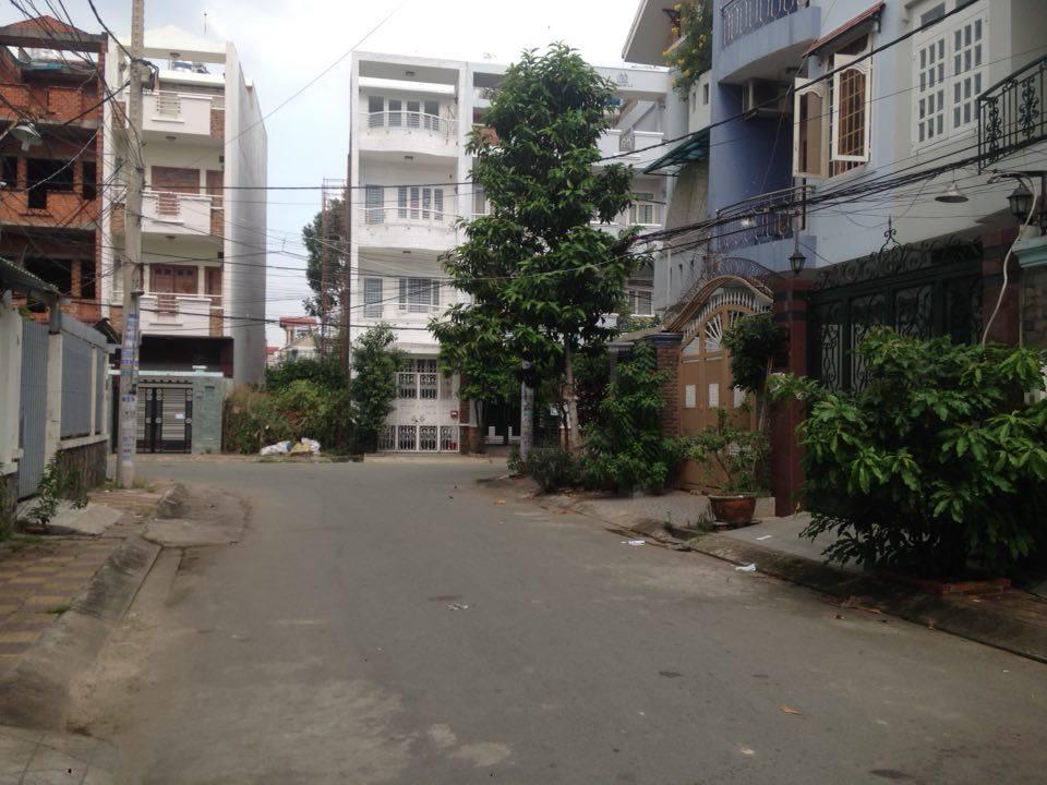Nhà phố mặt tiền đường Huỳnh Văn Một 1 trệt 1 lửng và 2 lầu 02