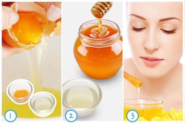 Cách đắp mặt nạ lòng trắng trứng gà với mật ong làm đẹp da - Phụ Nữ Yêu  Kiều, Phụ nữ Việt Nam, Báo online today