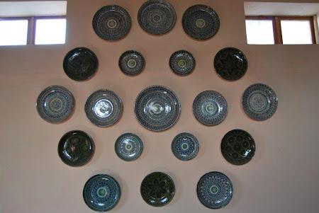 Traditii Uzbekistan: Ceramica de Khorezm