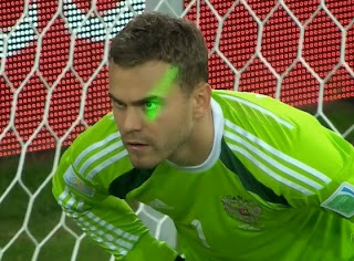 La FIFA met l'Algérie à l'amende pour l'incident du laser