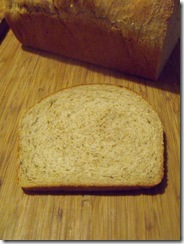 Perfect Slice of Homemade Bread