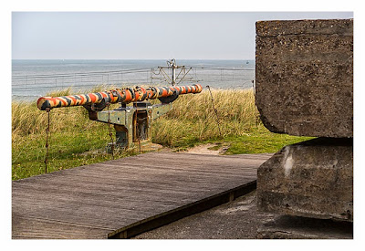 LP: Atlantikwall - Stp Tirpitz (Museum Raversyde) - Entfernungsmesser