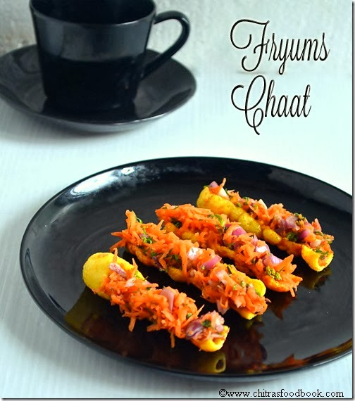 fryums-chaat-recipes