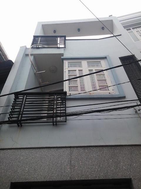 Bán nhà hẻm 5 mét Nguyễn văn Yến Quận Tân Phú 04