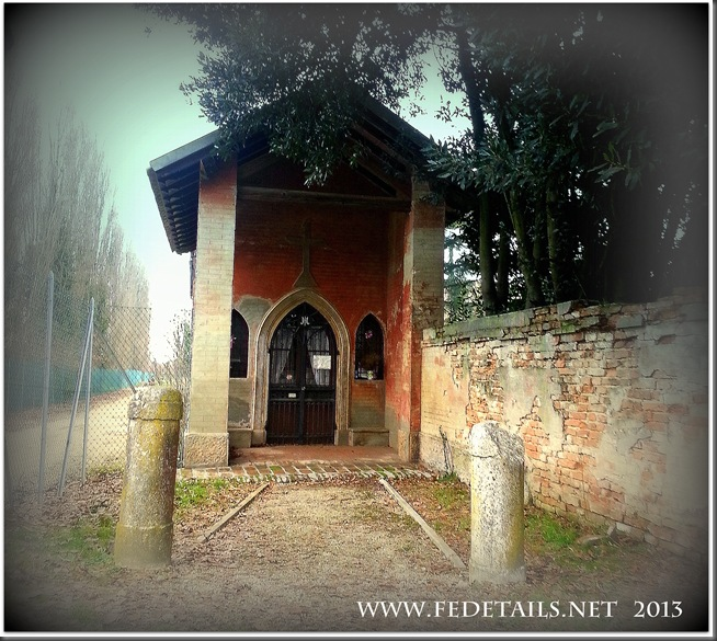Villa Mensa photo 3, Copparo, Ferrara, Emilia romagna - Property and Copyrights of FEdetails.net