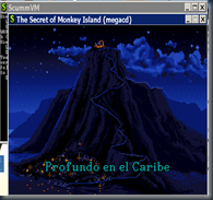 Monkey Island Mega CD Version (A)