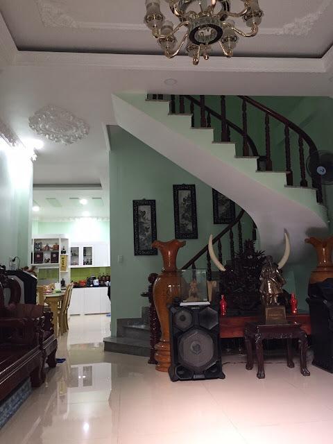 Bán nhà biệt thự đường Nguyễn Tuyến Quận 2 Đông Sài Gòn 03